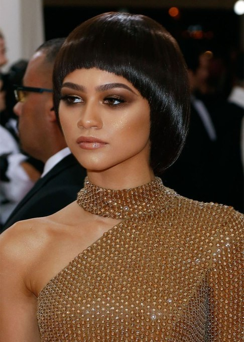 Celebrity Wig Looks: Zendaya | Halloween 2017