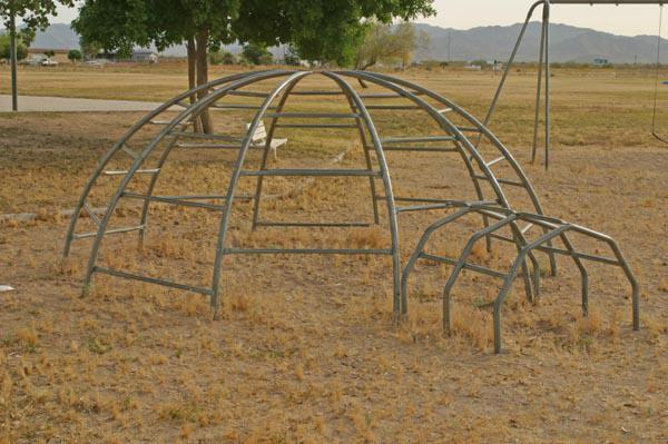Bring back the jungle gyms