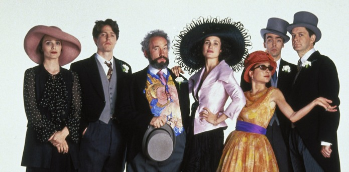 Four Weddings and a Funeral May