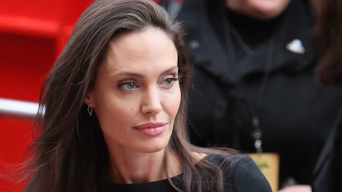 Just Kidding – Angelina Jolie Does