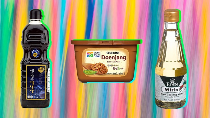 10 Korean Condiments You Should Be