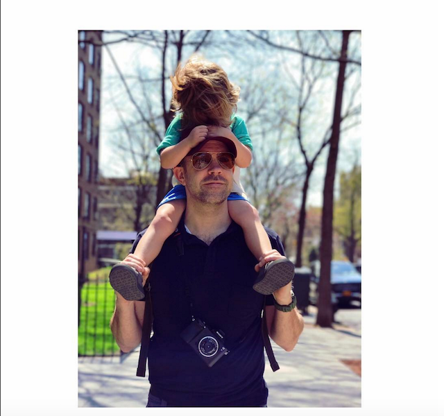 Celebrity Dads on Father's Day 2017: Jason Sudeikis