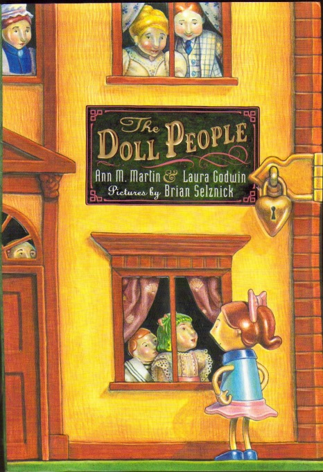 Books for girls: The Doll People