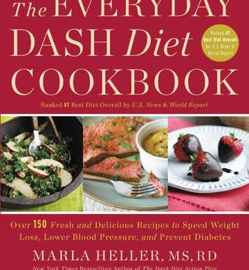 Cookbook review: The Everyday DASH Diet
