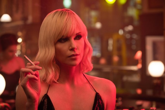 Best movies for a breakup: 'Atomic Blonde'