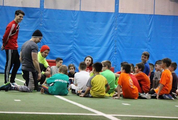 Paulie Calafiore soccer coach