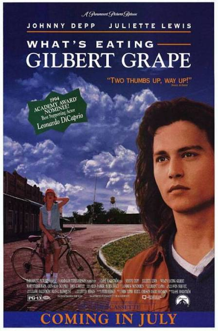 Movies turning 25 this year: What's Eating Gilbert Grape