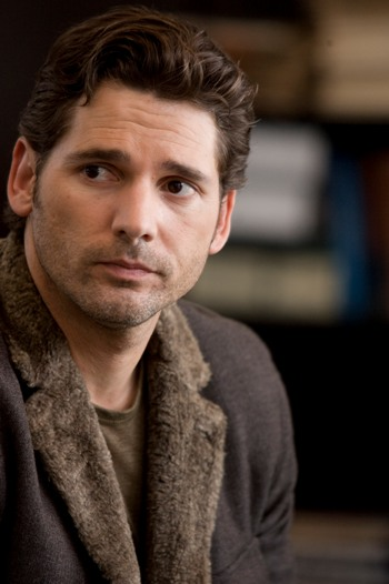 Eric Bana is the Time Traveler in The Time Traveler's Wife