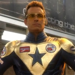 He fulfilled our superhero fantasies
