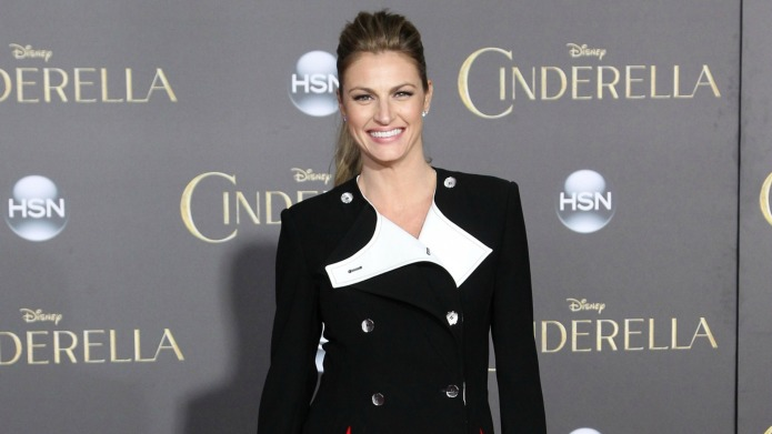 Erin Andrews responds to haters over