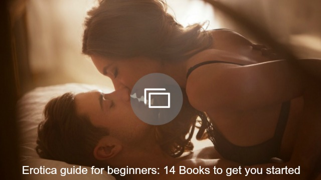 erotica book guide slideshow