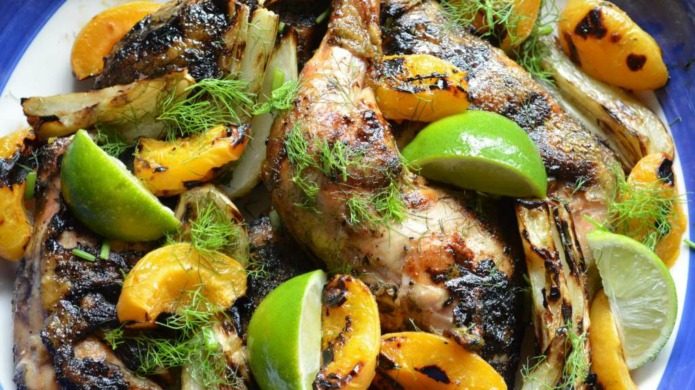 21 grilled chicken recipes in flavors