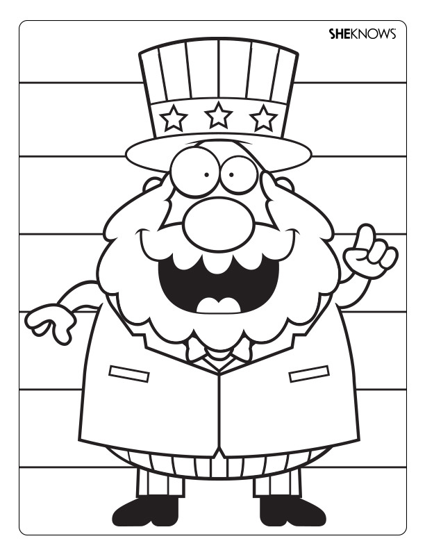 23 printable july 4th coloring activity pages for kids sheknows