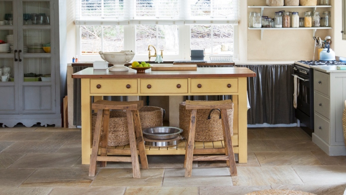 Terrific 15 Funky Kitchen Islands That Will Make You Jump On The Short Links Chair Design For Home Short Linksinfo