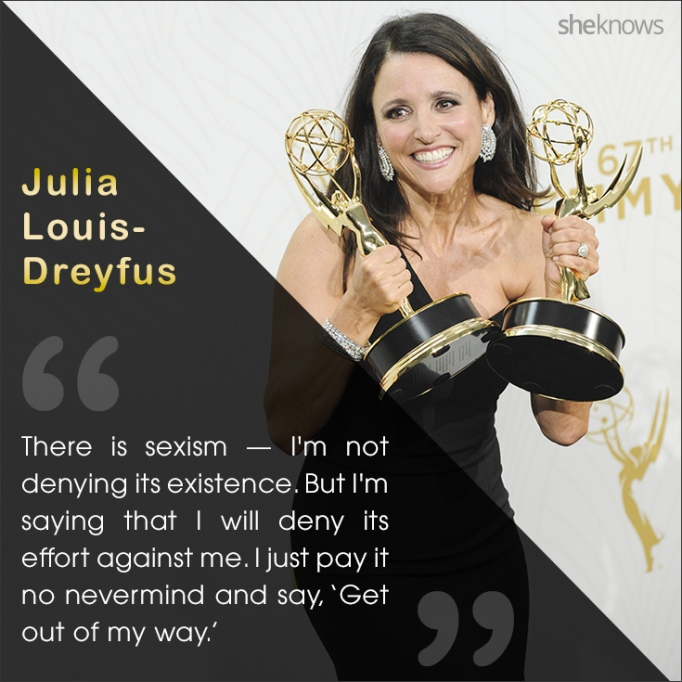 Julia Louis Dreyfus quote