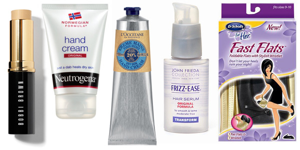 Essential mom beauty products
