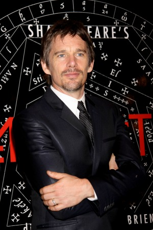 Ethan Hawke shares his views on marriage and fidelity