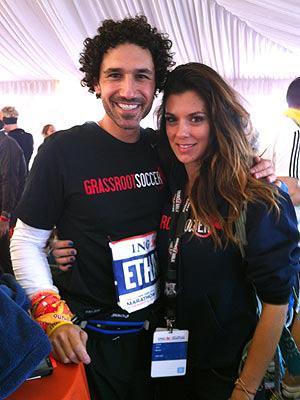ethan-zohn-jenna-morasca-new-york-city-marathon