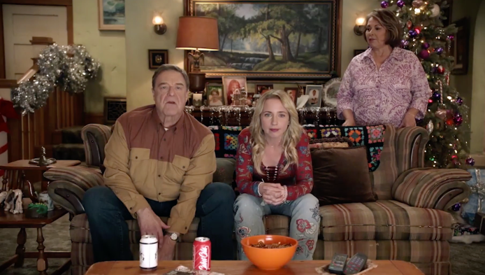 The Roseanne Reboot Opening Credits Will