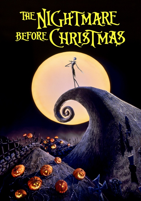 Movies turning 25 this year: The Nightmare Before Christmas