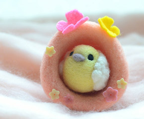 etsy easter chick