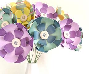 etsy easter flowers