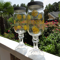 Gorgeous glassware