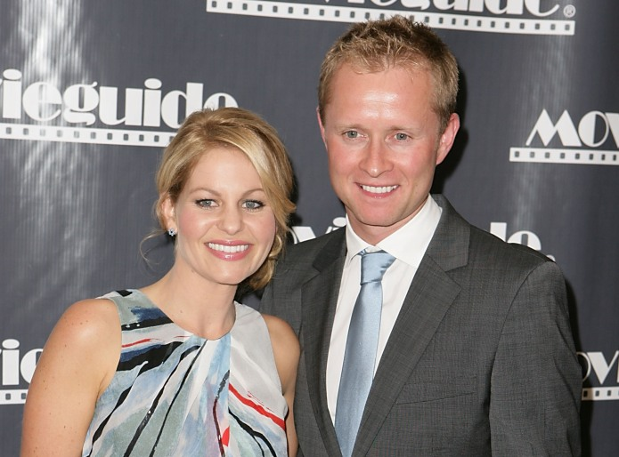 Candace Cameron Bure gets real about
