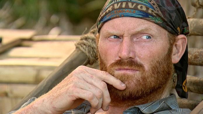 Survivor's Chris Hammons jokes that his