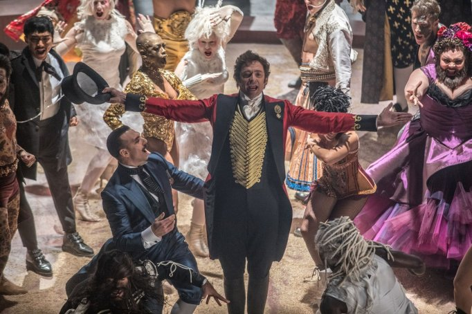 The many looks of Hugh Jackman: The Greatest Showman