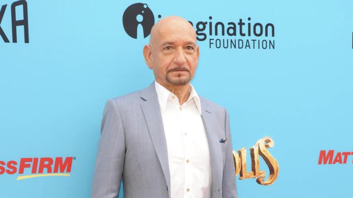 Sir Ben Kingsley played a nasty