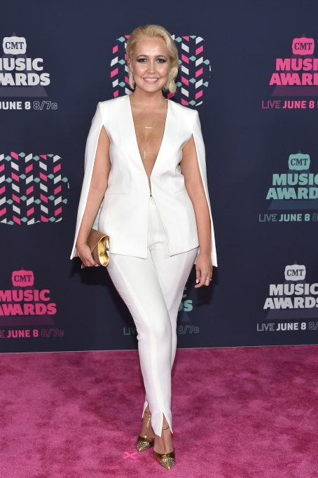 Meghan Linsey CMT Awards