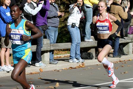 Get the look: Olympic runners' kicks