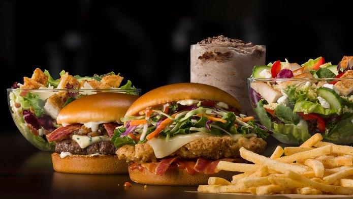 McDonald's second wave international menu items