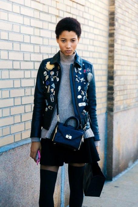 Ways To Wear A Turtleneck | Neutrals