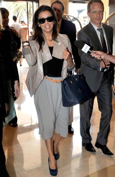 Eva Longoria Parker in Cannes