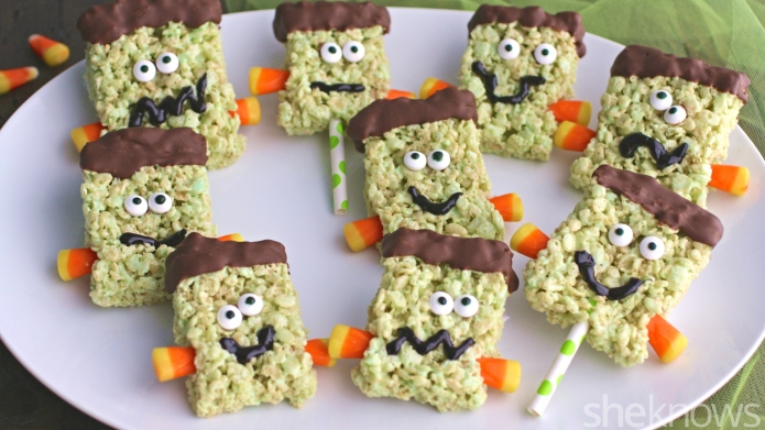 Make Halloween monstrously fun with homemade