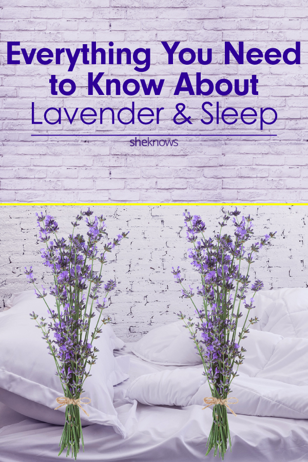 Everything you need to know about lavender and sleep