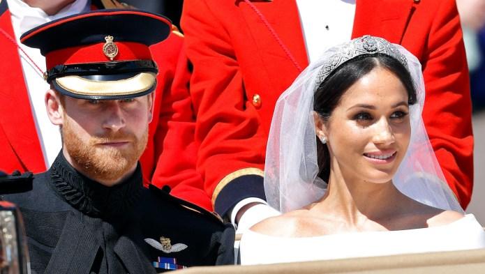 Wait —Prince Harry & Meghan Markle's