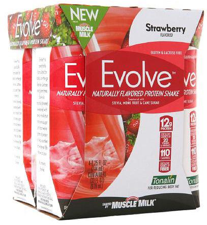 Evolve shake