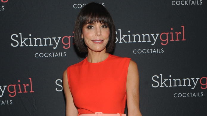 Bethenny Frankel brings the perfect accessories,