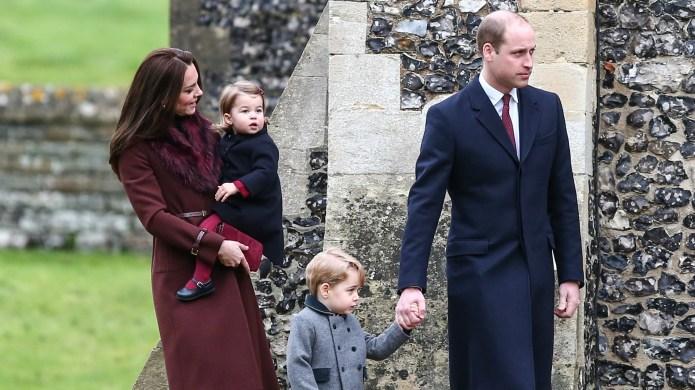 Kate Middleton, Kristen Bell & 25
