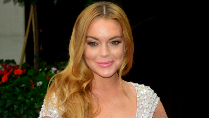 If Lindsay Lohan really were pregnant,