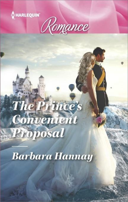 romance-novels-the-prince's-convenient-proposal