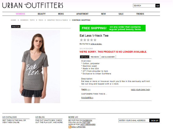 urban-outfitters-eat-less-t-shirt