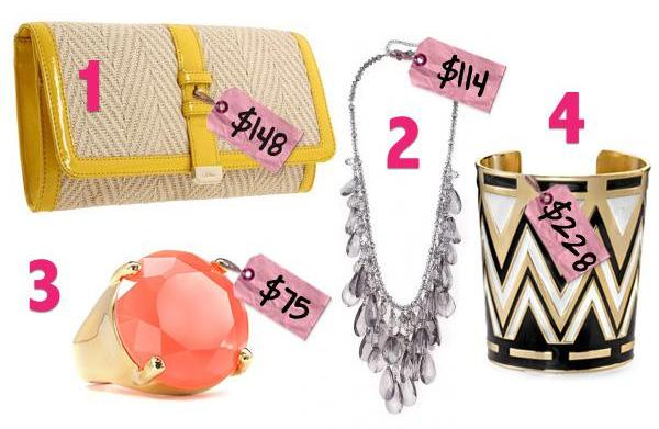 Oversize accessories we love