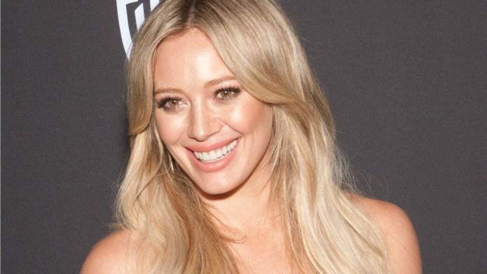 Hilary Duff admits she has a