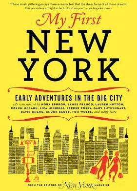 Must-read memoir: My First New York