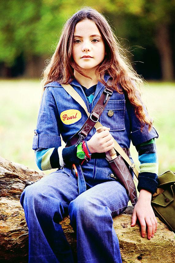 Survivalist - Halloween costumes for girls