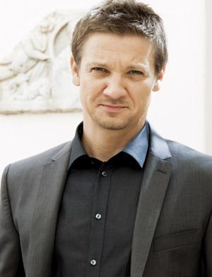 Jeremy Renner to the rescue in